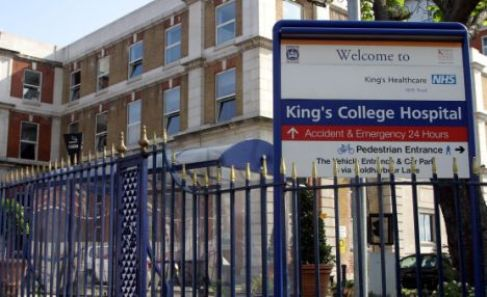 King's College Hospital NHS in UK needs 270 nurses