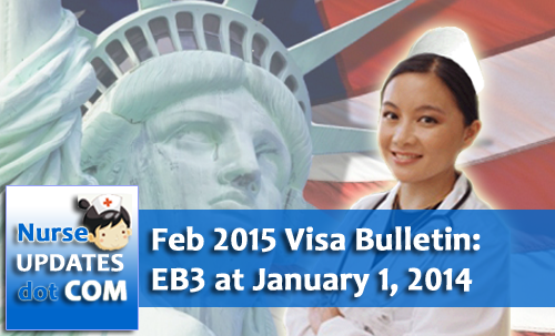 Visa Bulletin April 2015