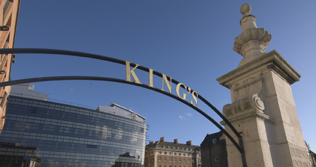 King's College Hospital in London hiring staff nurses