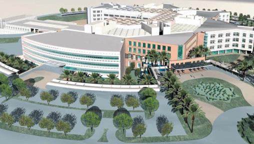 ahmadi hospital