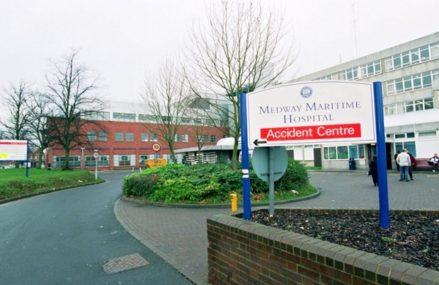 Medway NHS Hospitals in UK hiring 120 staff nurses