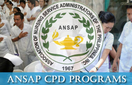 ANSAP Programs, Seminars with CPD units