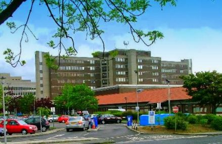 North Tees & Hartlepool NHS  in UK hiring staff nurses, annual salary of P1.4M