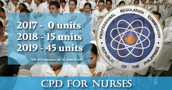 CPD for nurses