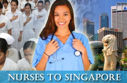 Singapore hospitals need 200 staff nurses