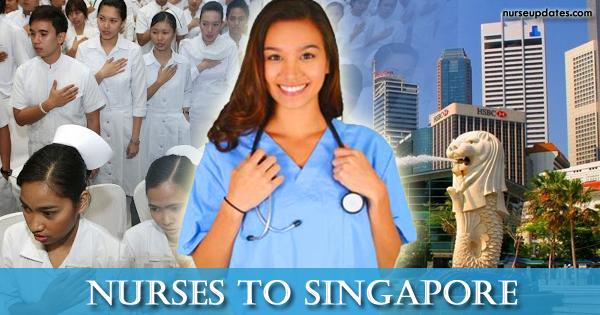 nursing jobs singapore
