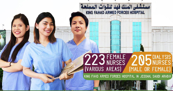 king fahd armed forces hospital hiring