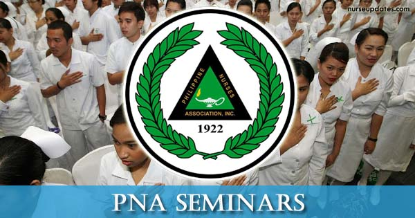 PNA Seminars for Nurses