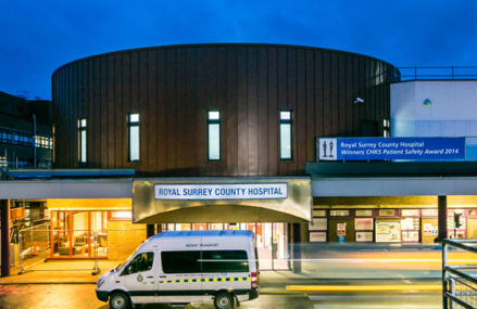 Royal Surrey Hospital in UK hiring nurses, salary at P1,540,000+ annually