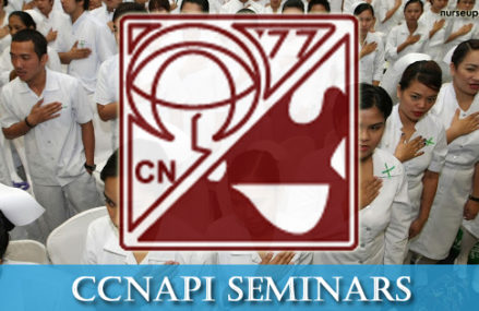 Critical Care Nursing Seminar with 24 CPD units