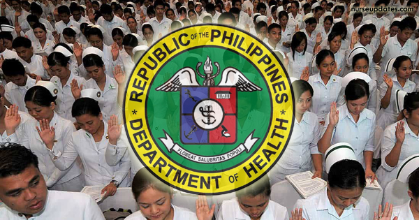 doh hires nurses