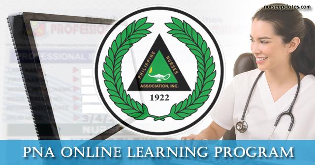 pna online learning program
