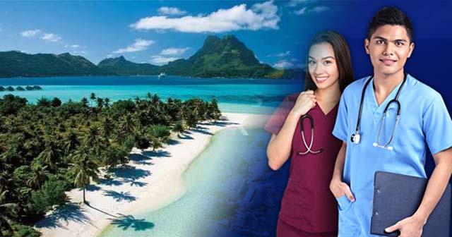 nurses for cayman islands