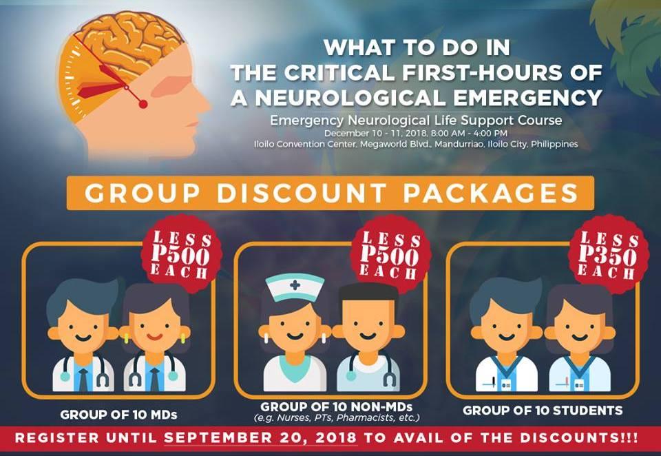 enls course group discounts