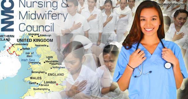 nmc uk nurses