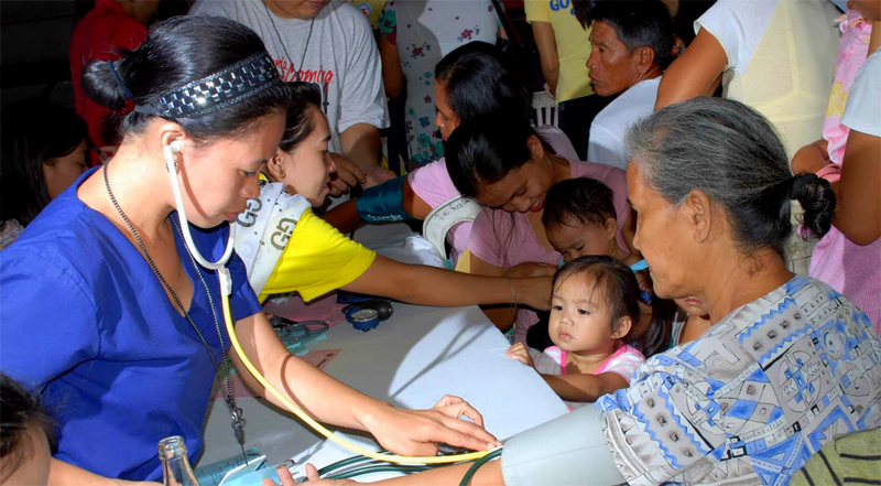barangay nurse
