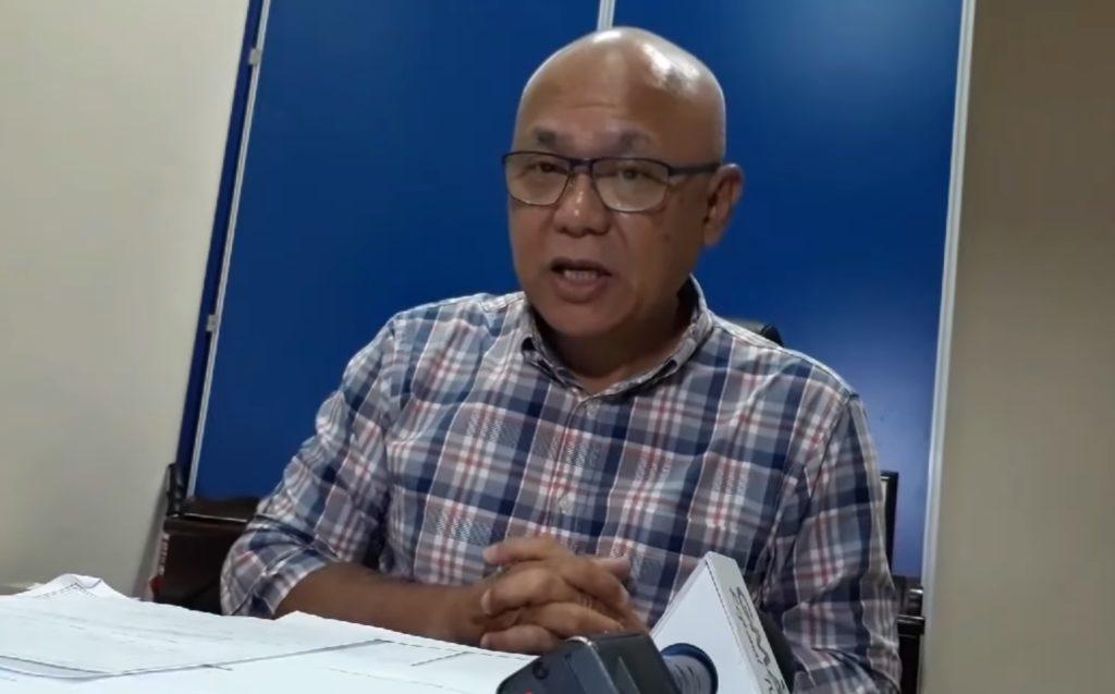 Cebu PHO chief dr. rene catan