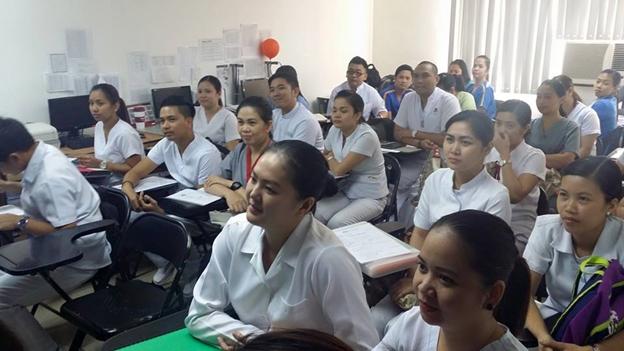 Ikon nurse candidates