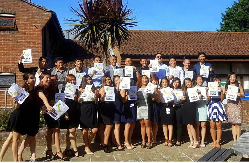 Filipino Nurses pass UK exam
