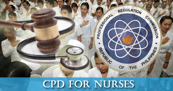 CPD units for Nurses