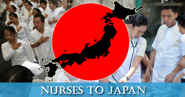 japan hiring nurses