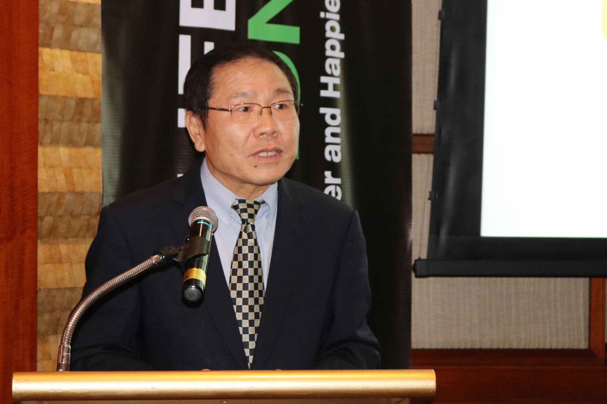 Dr. Zhen-Yu Chen of Herbalife